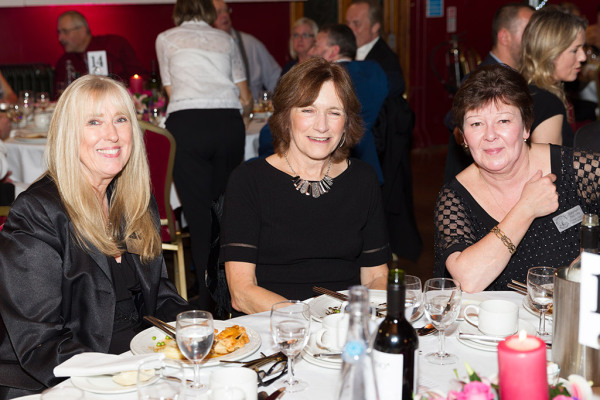 10th Anniversary Dinner at Salomons
