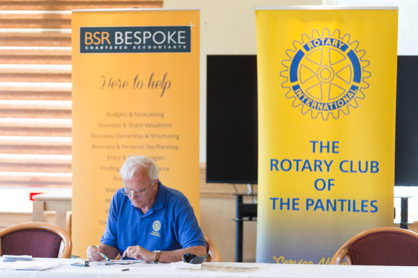 Pantiles Rotary Club Annual Golf Day - 01