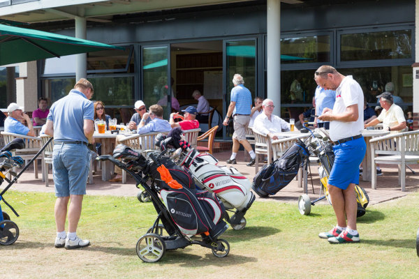 Pantiles Rotary Club Annual Golf Day - 05
